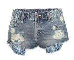 Shorts de ganga vintage, 11€.